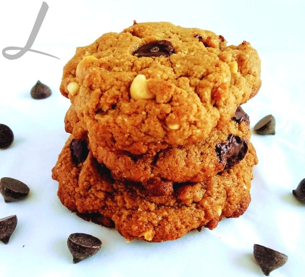 Chocolate Chip Peanut Butter Cookies-Best Mother's Day Gift