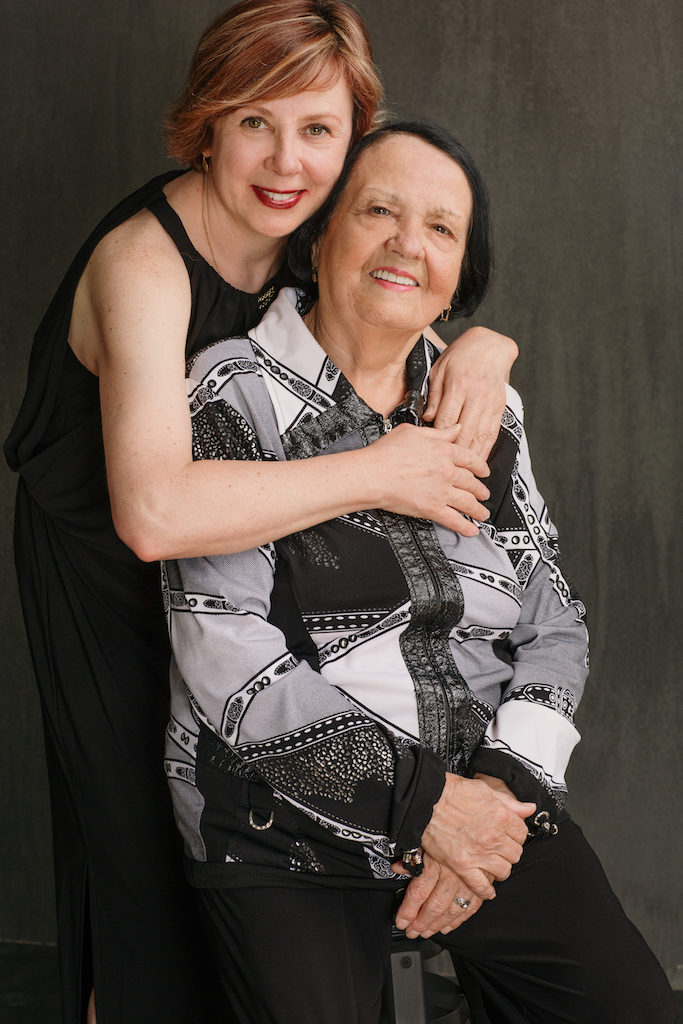 My Photo With Mom-Best Mother's Day Gift